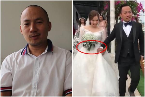 """Bị chỉ trích mang tiếng """"cưới chạy bụng to"""", vợ chồng Tiến Đạt đáp trả thâm thúy"""