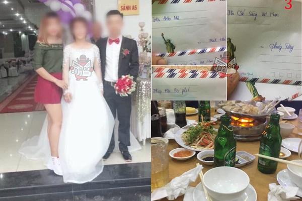 """Dân mạng lập """"hội đào mỏ"""" đi ăn cưới """"chui"""" cô gái lừa bạn trai 4 triệu về Bình Dương lấy chồng"""