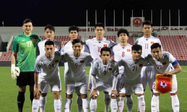 ĐT Việt Nam tái hiện chiến thắng trước Philippines trong trận giao hữu vào ngày cuối năm 2018
