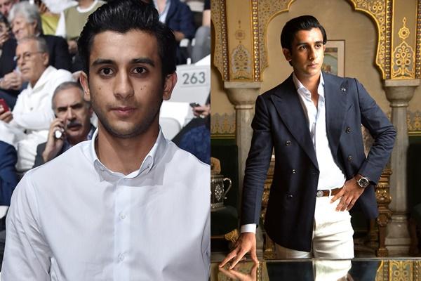"""Anh chàng """"rich kid"""" Ấn Độ mới 20 tuổi đã thừa kế ngai vàng, tài sản hàng trăm triệu đô"""