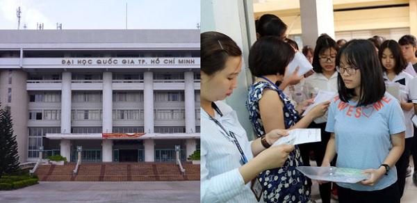 ĐH Quốc gia TP HCM tuyển sinh năm 2019: 6 phương thức tuyển sinh cùng nhiều ngành học mới