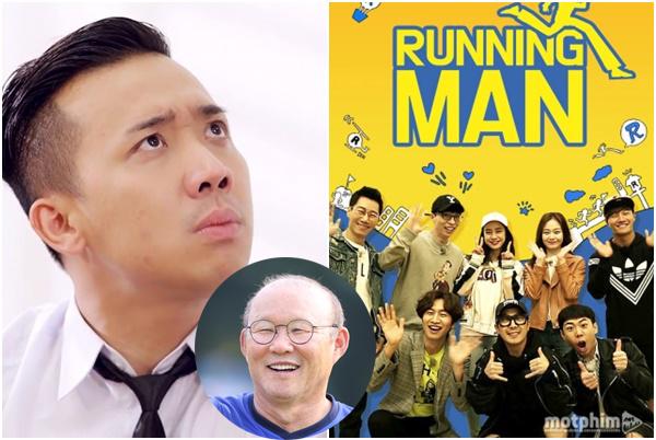 """Trời ơi tin được không, Trấn Thành, BB Trần, thầy Park tham gia """"Running Man"""" bản Việt!"""