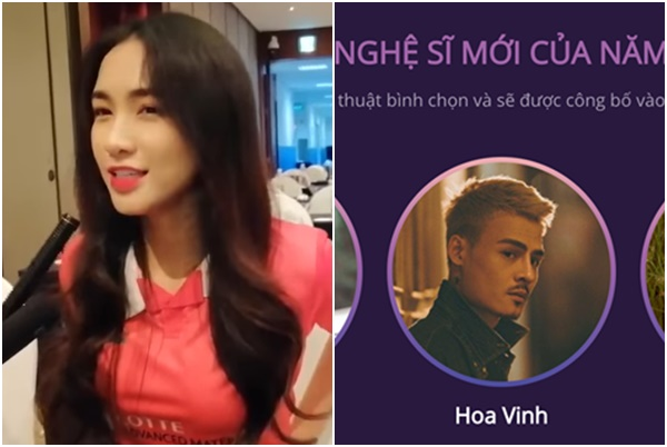 """Chễm chệ trong đề cử """"Nghệ sĩ của năm"""", Hoa Vinh - Hòa Minzy ăn đủ gạch đá của khán giả"""