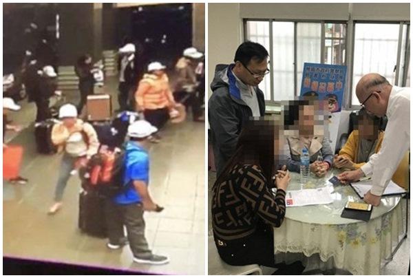 Đài Loan treo thưởng 3 triệu đồng cho ai tìm thấy những du khách Việt còn lại trong nhóm bỏ trốn