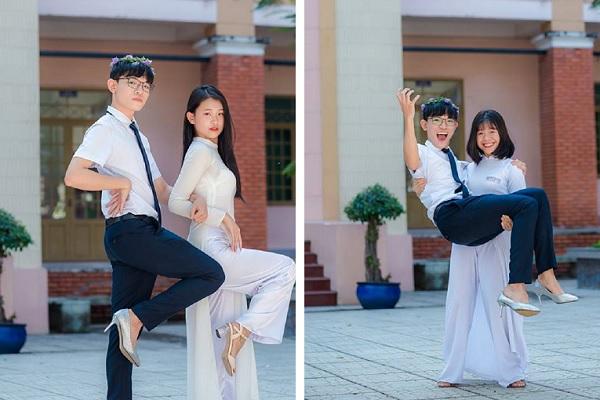 Bộ ảnh kỷ yếu siêu dễ thương, mang thông điệp lớn lao của teen Đồng Nai