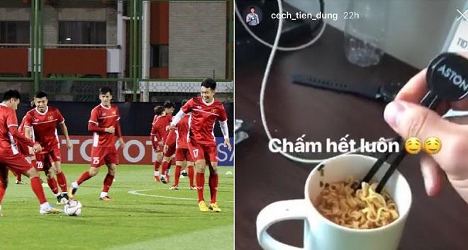 """ĐT Việt Nam đối mặt lệnh cấm ăn món """"khoái khẩu"""" để đảm bảo sức khỏe tại Asian Cup 2019"""