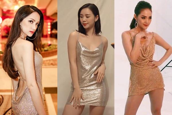 Cùng diện 1 chiếc váy trông ai cũng ổn, nhưng đến Quỳnh Kool nhìn mãi vẫn thấy có gì đó sai sai