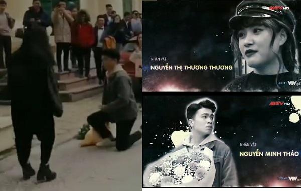 """""""Cú lừa"""" của năm: Màn quỳ gối tỏ tình gây tranh cãi tại Học viện âm nhạc Quốc gia Việt Nam hóa ra chỉ là... diễn trò"""