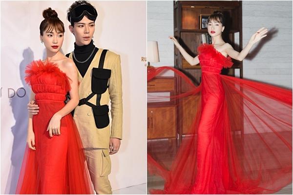 """Hậu scandal """"vạ miệng"""", Hòa Minzy vẫn tươi tắn, thỏa sức tung lụa thách thức"""