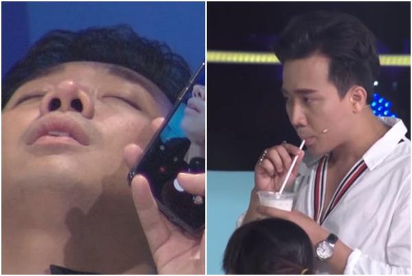 Lộ cảnh Trấn Thành ngủ ngáy, ăn như bị bỏ đói lâu ngày, bị anti-fans mỉa mai kém sang quá!