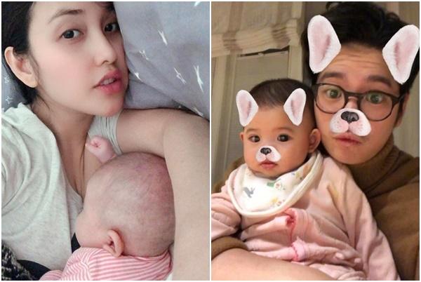 """Vợ chồng Hari Won khao khát có con, """"tình cũ"""" Trấn Thành khoe cận mặt con gái đầy ẩn ý"""