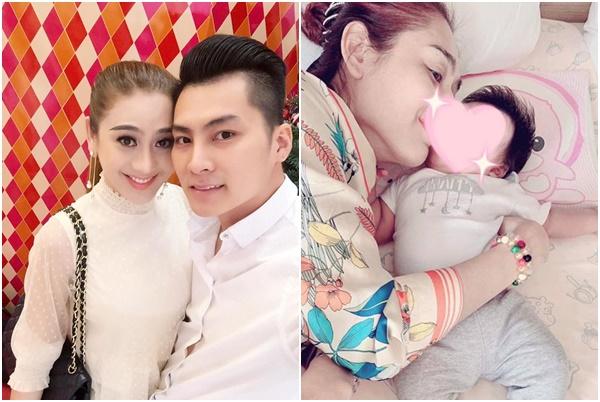 """Góc hại não: Lấy """"giống"""" của mình và chị dâu chồng, Lâm Khánh Chi """"đẻ"""" con trai y hệt nhà nội!"""