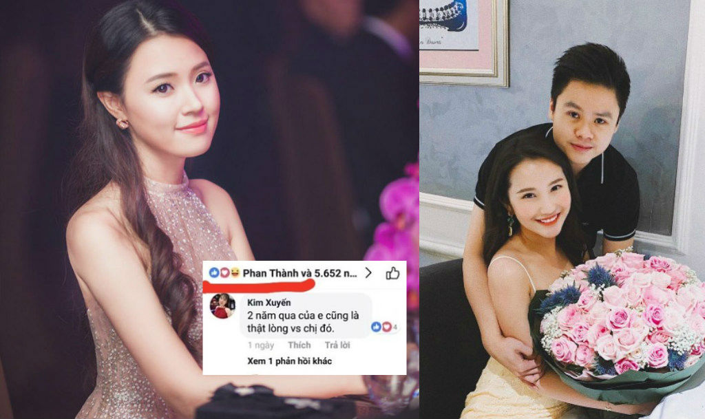 """Chưa chính thức chia tay Primmy Trương, Phan Thành đã """"lần mò"""" MiDu thế này!"""