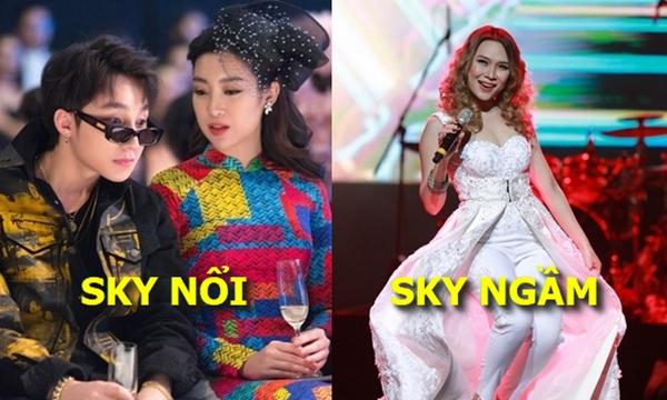 """5 mỹ nhân Việt là Sky, Mỹ Tâm fan ngầm của Sơn Tùng, nhưng đây mới là người khiến tất cả """"há mồm""""!"""
