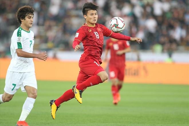 Đang đứng thứ 5 trong 6 đội hạng 3 Asian Cup 2019, ĐT Việt Nam vào vòng 1/8 trong trường hợp nào?