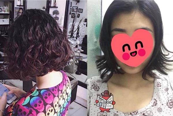 """Góc làm đẹp cận Tết: Sự khác nhau giữa lúc làm tóc ở tiệm và khi về nhà khiến chị em """"ngã ngửa"""""""