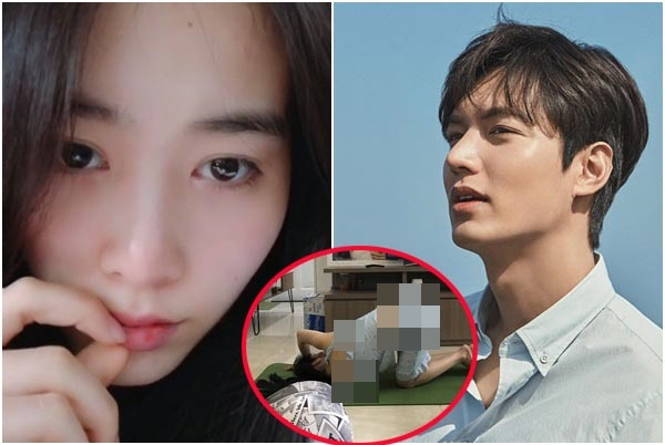 KÉM SANG: Nam Em gửi ảnh quần áo xộc xệch gạ tình Lee Min Ho, nhưng lại mắc lỗi ngớ ngẩn