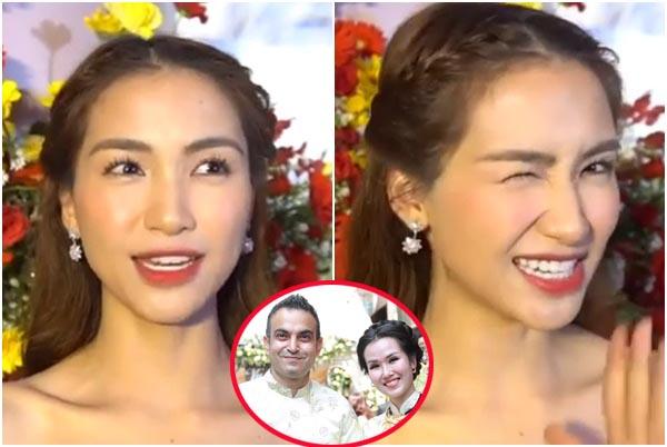 Đi ăn cưới đàn chị trễ giờ, Hòa Minzy lại phát ngôn ảo tưởng và dìm cô dâu chiếm spotlight?