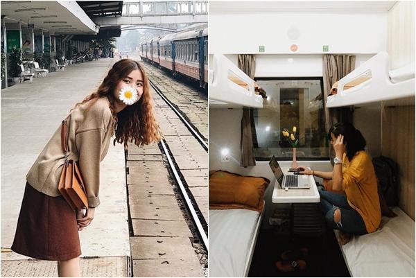 """Còn trẻ hãy thử một lần đi du lịch bằng """"tàu hỏa"""" hỡi các tín đồ cuồng chân nhé"""