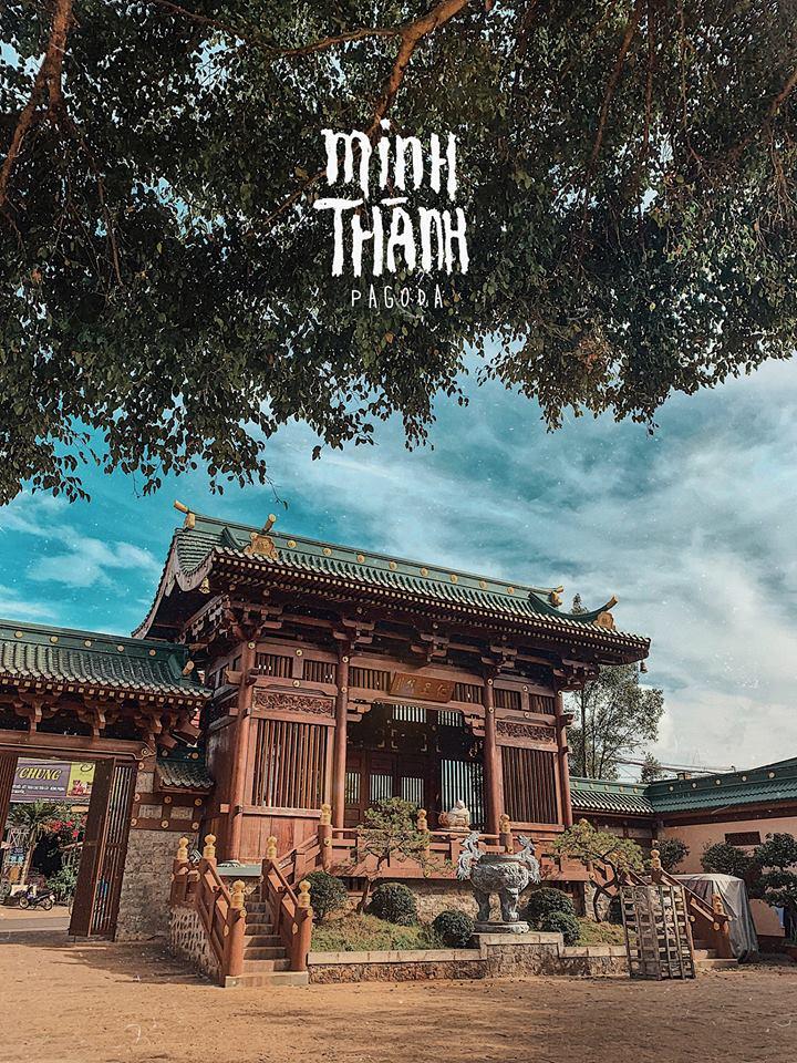 Săn lùng ngôi chùa Nhật Bản 1 mét vuông - 1 tỷ góc sống ảo ngay giữa lòng Tây Nguyên