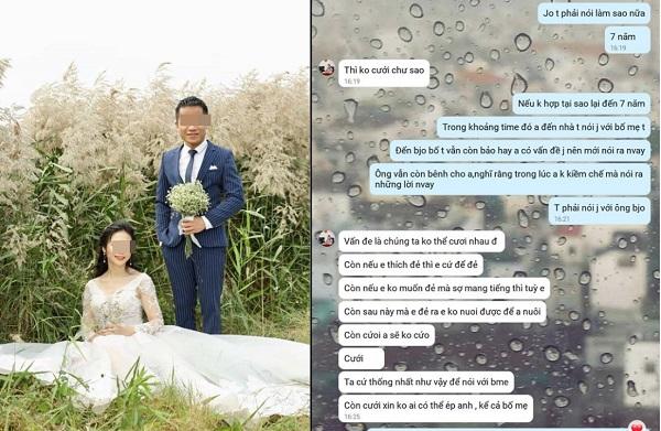 Cô gái mang bầu 5 tháng bị bạn trai ruồng rẫy đi lấy vợ, bắt tự chịu trách nhiệm: Thanh xuân 7 năm của tôi trả lại đi!
