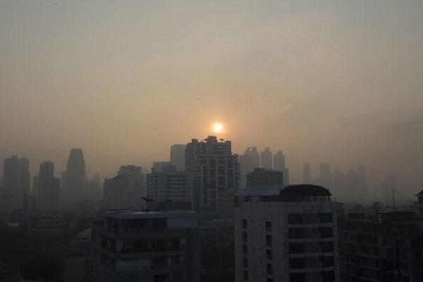 Thái Lan làm mưa nhân tạo để giảm ô nhiễm không khí nghiêm trọng tại thủ đô Bangkok