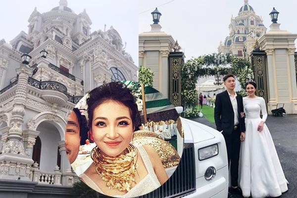 Cô dâu Nam Định: Thường ngồi trà đá vỉa hè, mặc quần áo bình thường nên sau đám cưới bạn bè mới biết là tiểu thư con nhà giàu