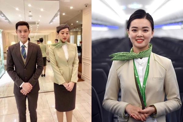 """Vừa ra mắt, đồng phục của Bamboo Airways nhận """"cơn mưa"""" lời khen từ CĐM vừa lịch sự, lại hợp trend"""
