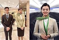 Vừa ra mắt, đồng phục của Bamboo Airways nhận