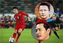 Giữa lúc chiến thắng, Hoàng Bách đăng đàn chê xối xả Xuân Trường, MC Phan Anh cũng