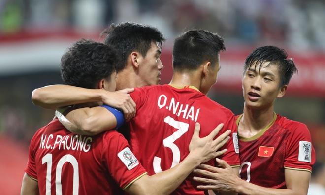 """""""Kịch bản"""" chi tiết về vị trí của ĐT Việt Nam sau 2 trận đấu cuối ở bảng E và F Asian Cup 2019"""