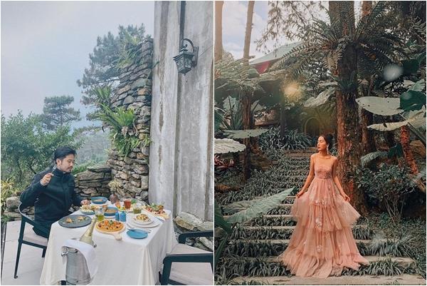 """Chất ngất với """"cung điện giữa rừng gỗ"""" ngay sát xịt Hà Nội, lên hình cứ ngỡ như vừa ở Bali"""