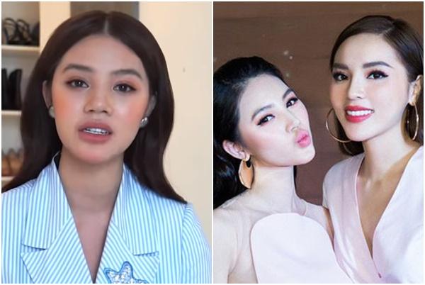 Vừa nghỉ chơi Kỳ Duyên, Jolie Nguyễn bất ngờ tố bạn thân hoa hậu là kẻ thứ ba cướp bạn trai?