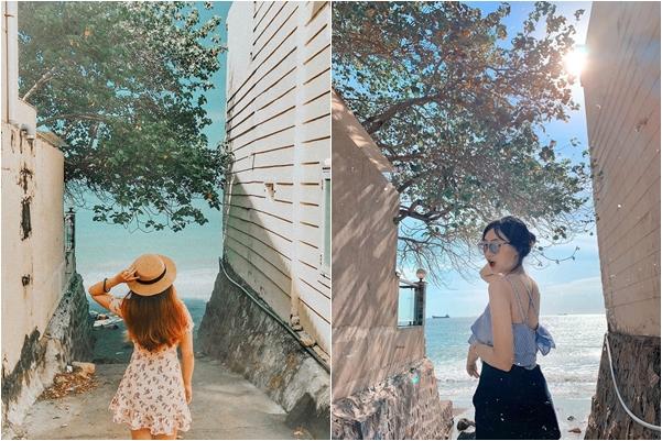 """Tình bể bình trước con hẻm Vũng Tàu lên ảnh """"thần sầu"""" đẹp tựa Hàn Quốc"""