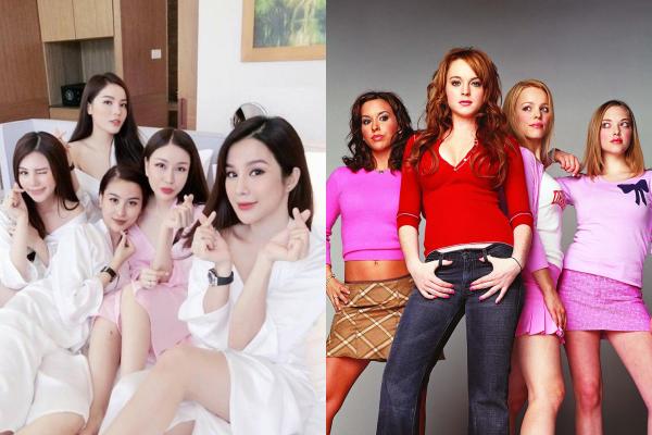 """Hội bạn thân Kỳ Duyên: Nhóm """"Mean girls"""" đấu đá, bóc phốt hàng đầu showbiz?"""