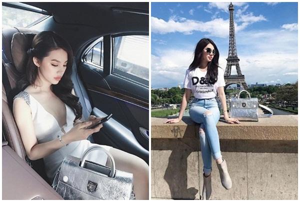"""Rộ tin đồn Jolie Nguyễn chỉ là """"rich kid rởm"""", gia cảnh bình thường nhưng tiêu xài hoang phí?"""