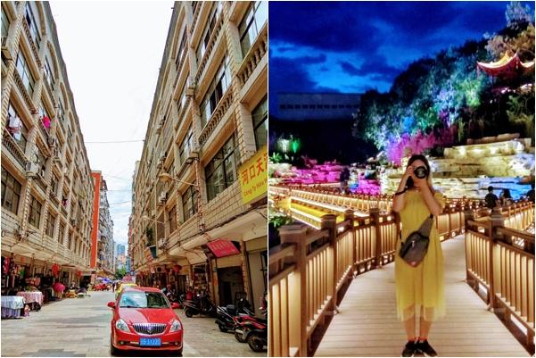 """Bỏ túi ngay """"bí kíp"""" Tết này xuất ngoại khám phá công viên ánh sáng Trung Quốc chỉ 500K của cô bạn Hà Nội"""