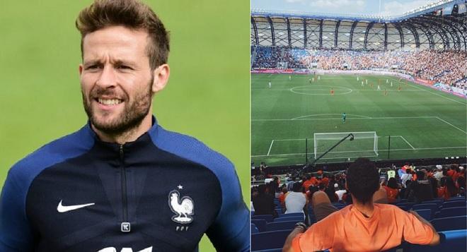 Cầu thủ từng khoác áo đội đương kim vô địch thế giới đến sân cổ vũ ĐT Việt Nam trong trận thắng Jordan