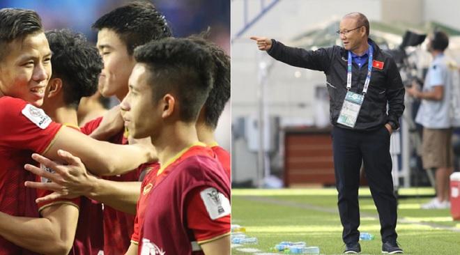 Đưa ĐT Việt Nam vào tứ kết Asian Cup, thầy Park chứng minh báo chí nước ngoài đã đánh giá sai