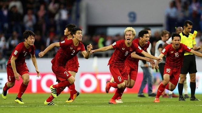 5 điểm nhấn trong trận đấu nghẹt thở đưa ĐT Việt Nam giành tấm vé đầu tiên vào tứ kết Asian Cup 2019