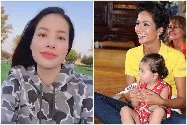 """Sau loạt ồn ào, CĐM kêu gọi Phạm Hương nhường ngôi """"Hoa hậu Quốc dân"""" cho HHen Niê?"""