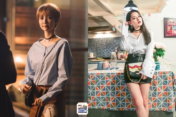 """Phong cách của Chi Pu trong """"She was pretty"""" bản Việt liệu có đủ đẳng cấp để vượt qua cái bóng của Min Ha Ri trong bản gốc?"""