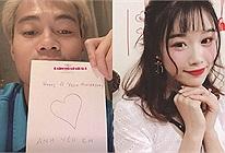 Góc ngôn tình: Chẳng thể về kỷ niệm 5 năm yêu nhau, Văn Toàn chỉ có thể gửi tặng bạn gái 3 chữ: