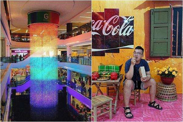 """Rủ nhau set kèo check in """"banh nóc"""" trung tâm thương mại mới toanh tại Sài Gòn"""