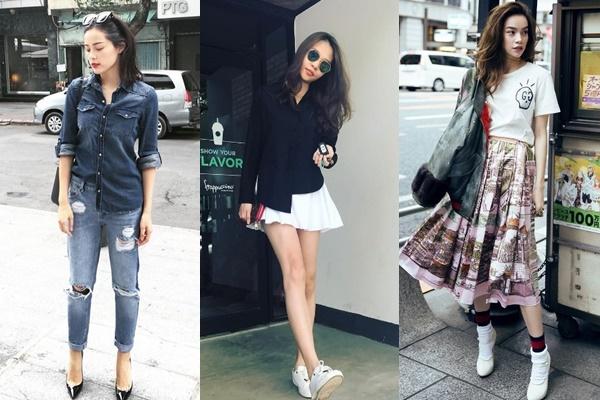"""""""Lép vế"""" so với tình cũ về khoản ăn mặc, nhưng đó là cách Đàm Thu Trang trở thành bà xã Cường Đô La"""