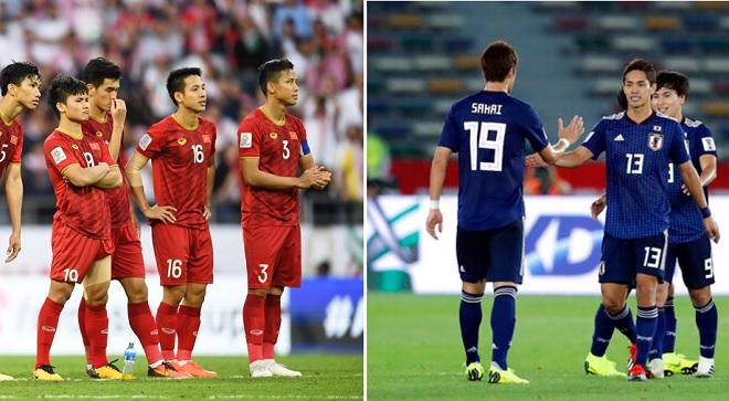 """Nhiều đội bóng có tên vần """"an"""" bị loại khỏi Asian Cup, liệu Nhật Bản - Japan có chịu chung quy luật?"""