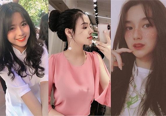 """Những cô nàng Tik Tok có ngoại hình """"băng thanh ngọc khiết"""" hot nhất Việt Nam hiện nay, nếu không biết quả là đáng tiếc"""