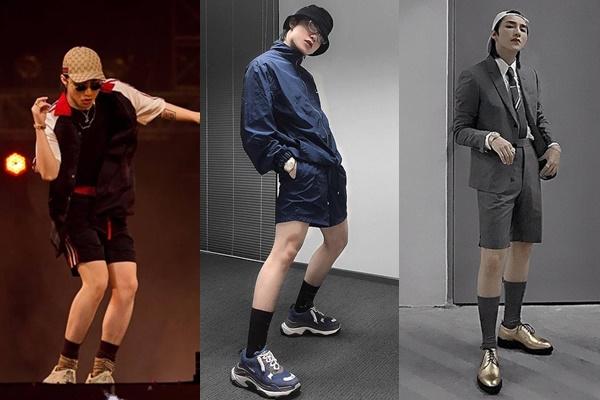 """Đổi phong cách từ """"dân chơi"""" đến """"bà ngoại"""", nhưng Sơn Tùng vẫn bị fans phát hiện chỉ mặc mãi 1 kiểu quần"""