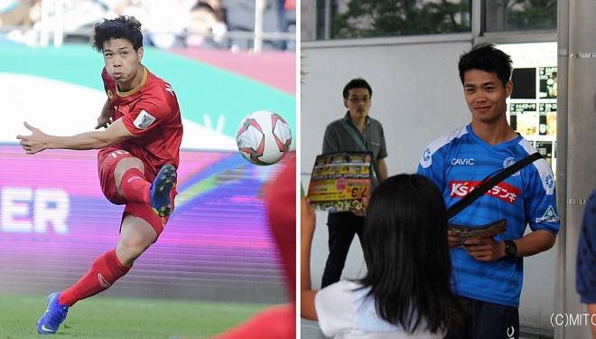 Từng chơi bóng và cả phát tờ rơi ở Nhật Bản, Công Phượng khát khao đánh bại đội bóng xứ sở mặt trời mọc hơn bất cứ ai