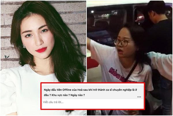 Đẳng cấp ảo tưởng Hòa Minzy: Ai muốn thành fan, phải phổ cập kiến thức tiểu sử về cô Hòa!
